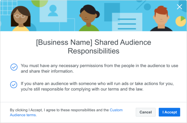 Facebook will allow users to hide ads targeted via Custom Audience lists