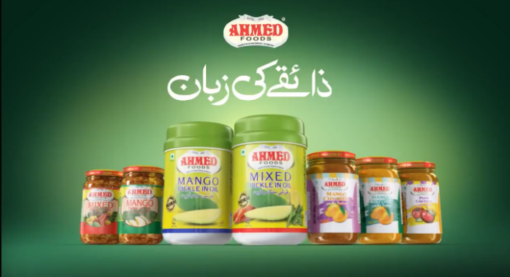 Ad Review by DS 360: Ahmed Foods – Zaiqay Ki Zaban